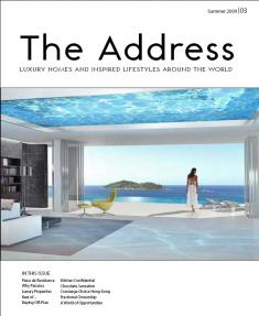 The Address Magazine Cover Isue 3