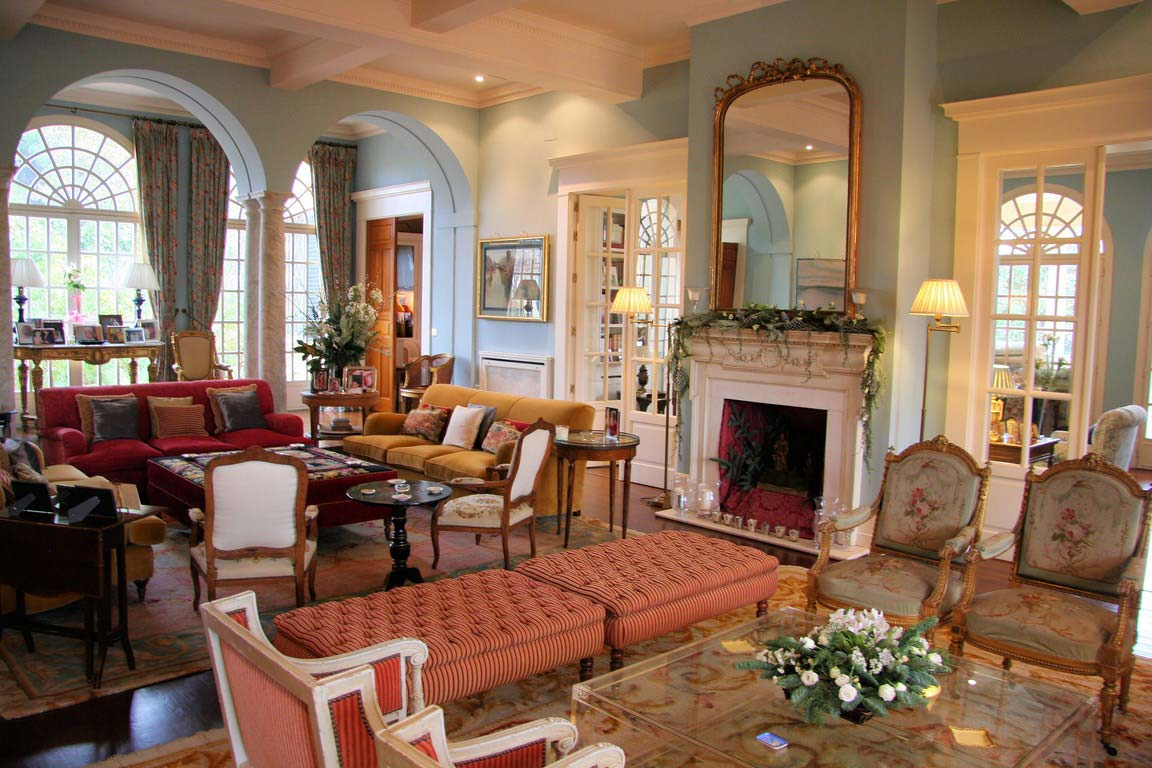 Formal living room Andalusia