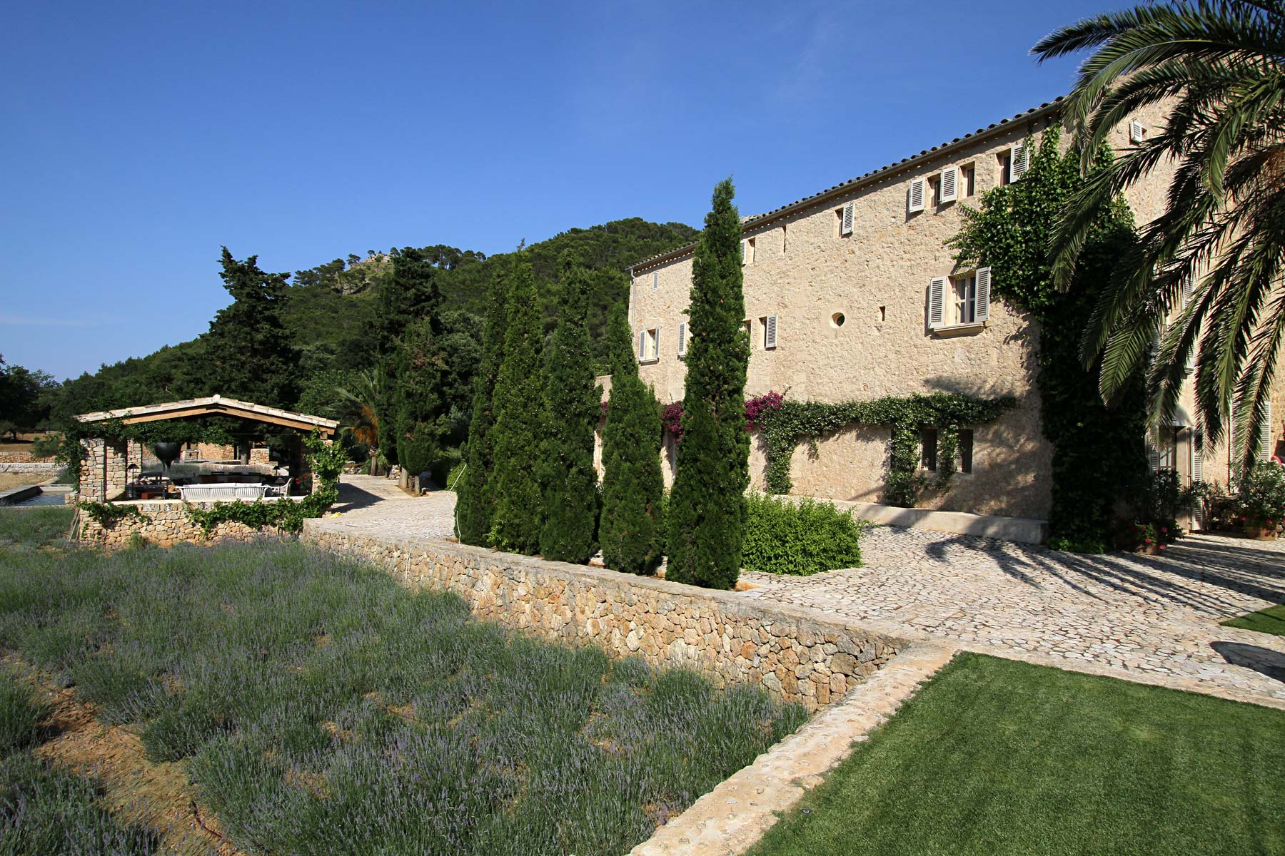 Mallorca country house