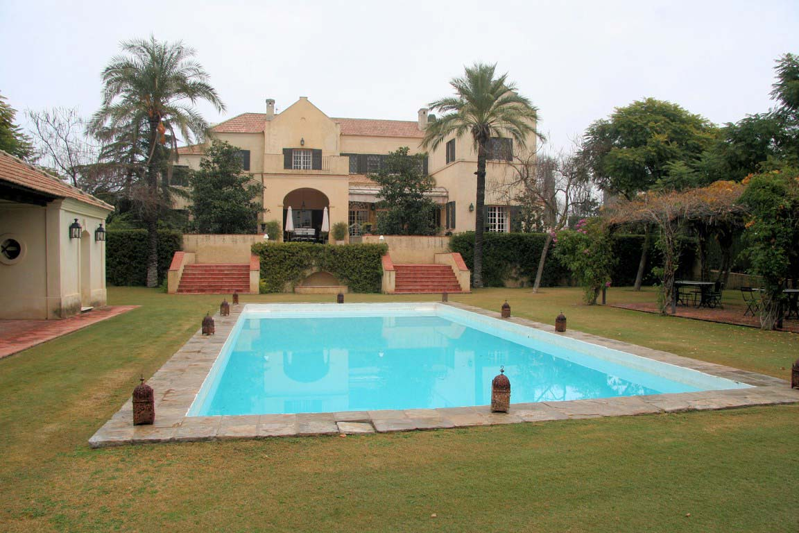 Luxury villa with pool Andalusia Spain