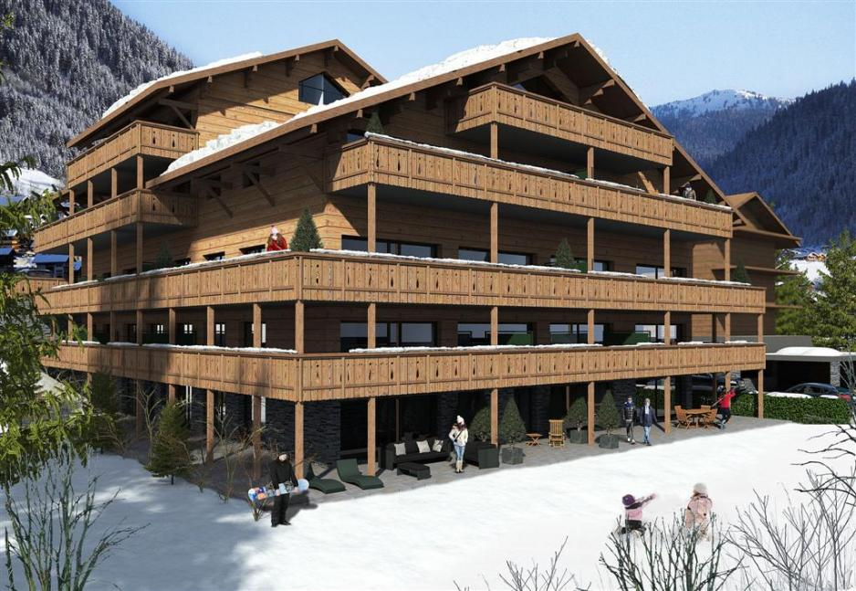 Chatel ski apartments