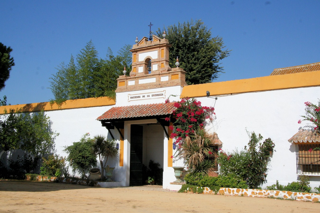 Equestrian property in Andalusia, Spain