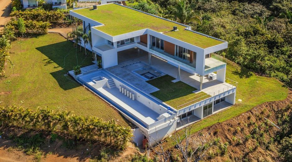 Ultra modern ocean view villa costa rica for sale for Luxury homes for sale in costa rica
