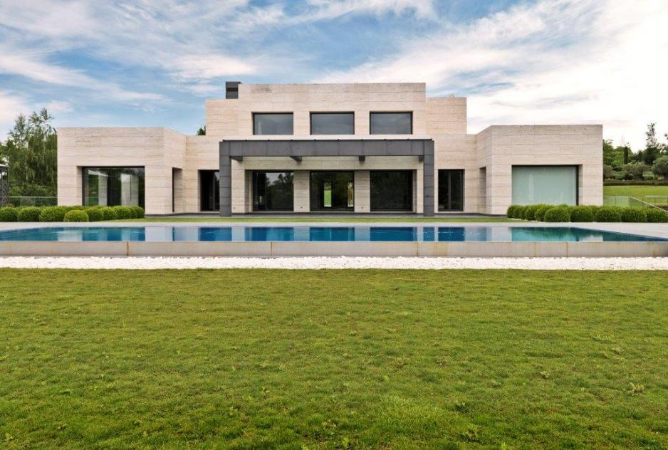 Madrid la finca villa with space and style for Madrid luxury real estate