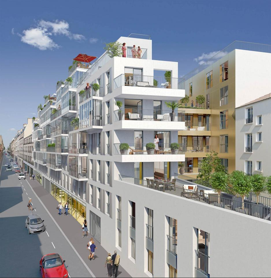 Apartments For Sale: New Luxury Paris Apartments For Sale In 5th Arr