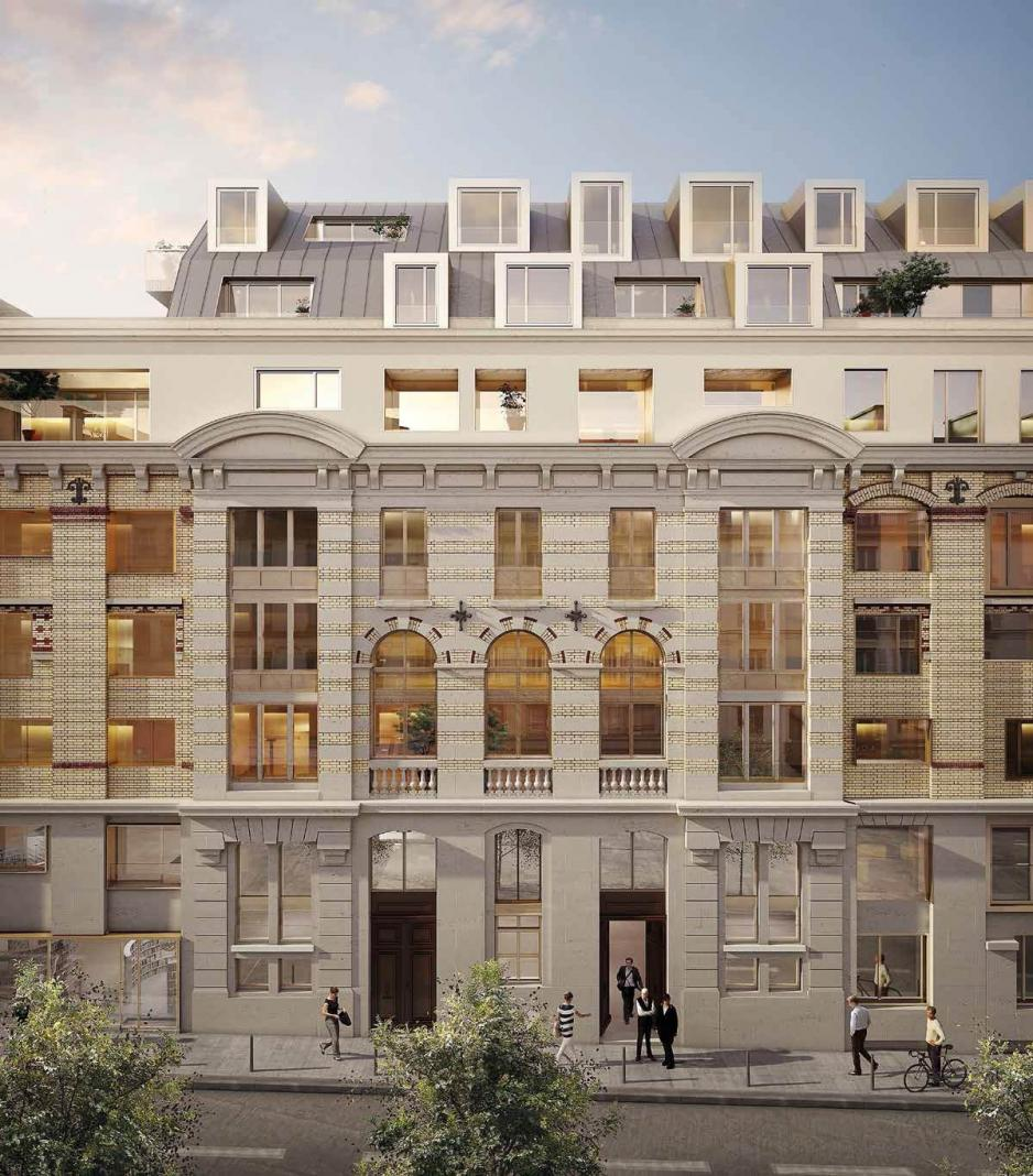 Idlewilde Apartments: Exclusive New Built Apartments For Sale In Paris