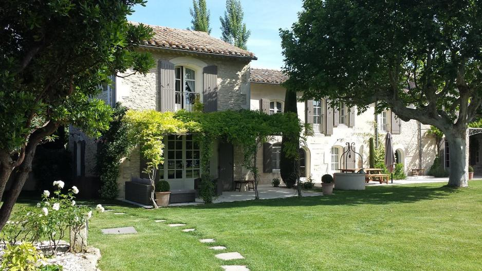 Luxury Holiday Homes Saint Remy De Provence To Rent