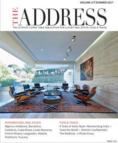 Cover The Address Magazine Volume 27