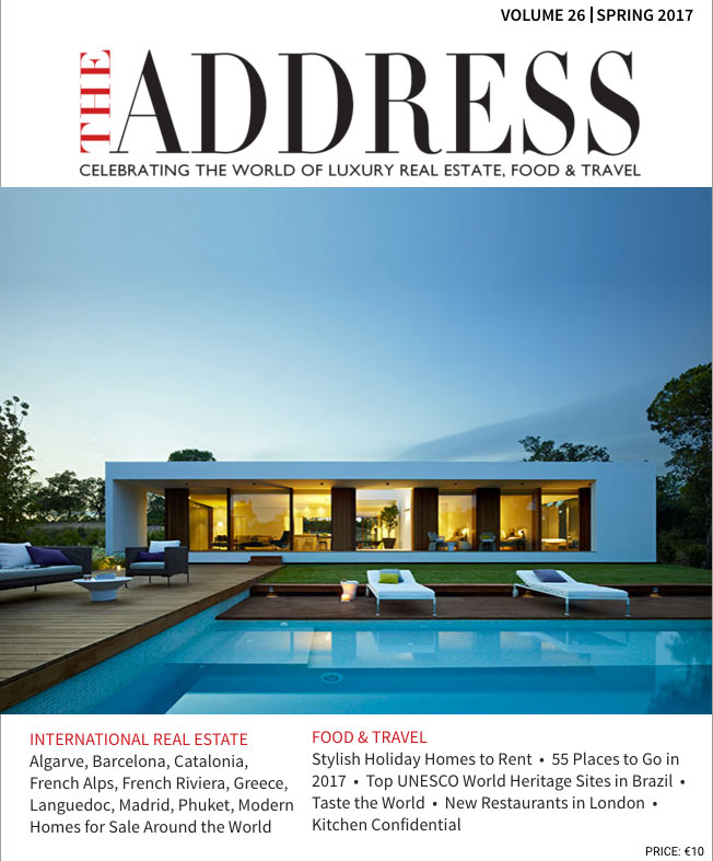 cover-image THE ADDRESS No26