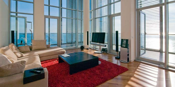 Penthouse in Barcelona