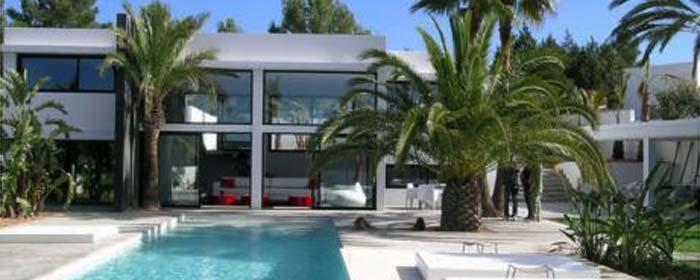 Impressive Modern Ibiza Villa With Dazzling Views