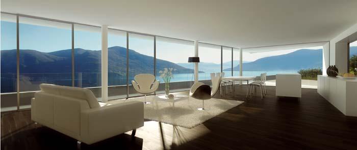 Lake Maggiore apartments
