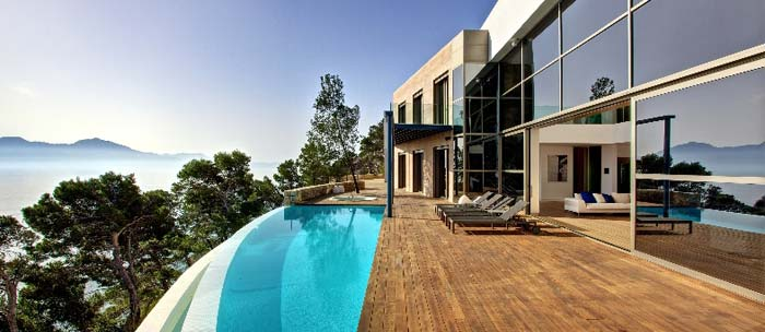 Villa in Formentor Bay, Mallorca
