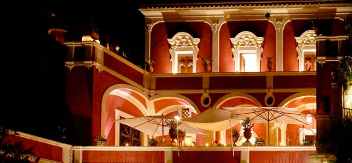 amalfi palazzo