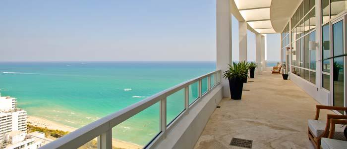 Miami Beach Penthouse For Sale Florida Luxury Real Estate