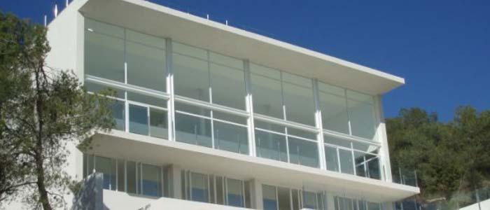 Modern villa in Sitges