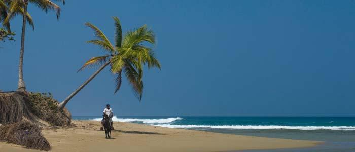 Beach in Dominican Republic