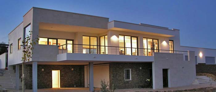 Modern villa Algarve, Portugal