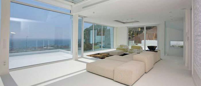 Modern villa in Sitges, Spain