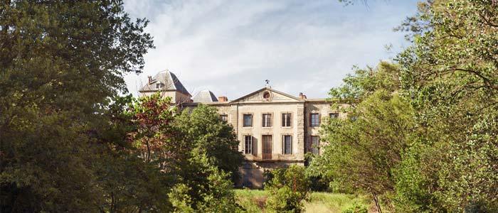 Chateau de la Redorte, Languedoc
