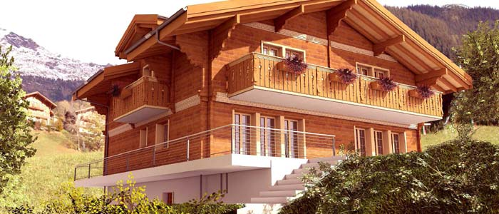 Ski chalet for sale grindelwald switzerland for Swiss chalets for sale
