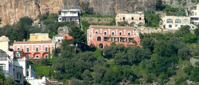 Historic residence in Positano