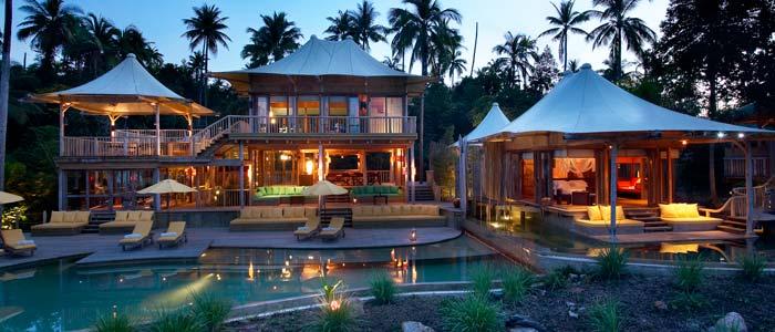 Villa at Soneva Kiri, Thailand
