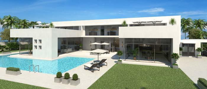 Real Estate In Sri Lanka Luxury Villas