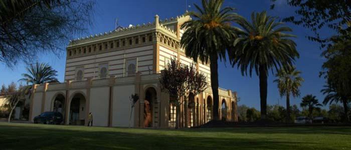Country estate in Villanova south of Barcelona, Spain