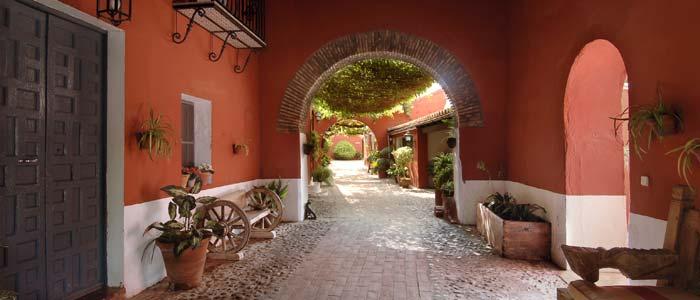 Hacienda in Seville