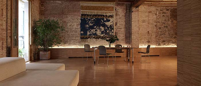 Loft apartment in Barcelona