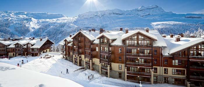 Ski properties, Flaine