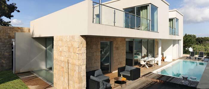 Modern villa, Algarve