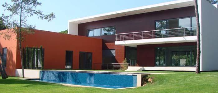 villa in Estoril Cascais