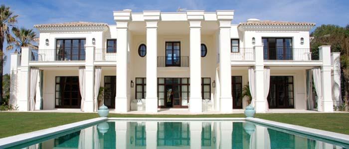 Exclusive villa, Costa del Sol, Spain