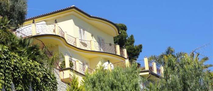 Villa in Liguria, Italy