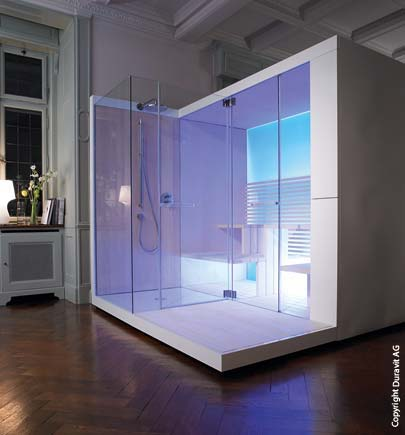Inipi sauna by EOOS for Duravit