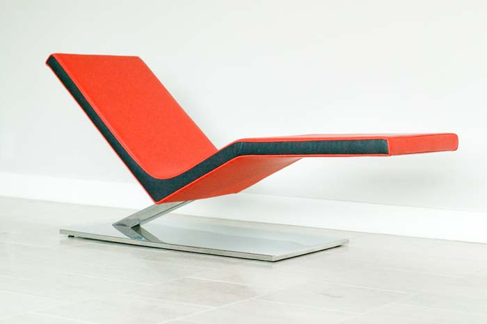 Chaise Lounge by Nolen Niu : zero gravity chaise - Sectionals, Sofas & Couches