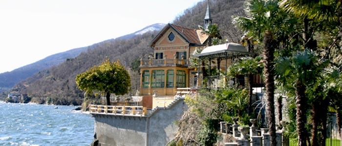 Villa, Lago Maggiore