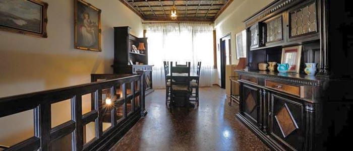 Interior, Venetian palazzetto