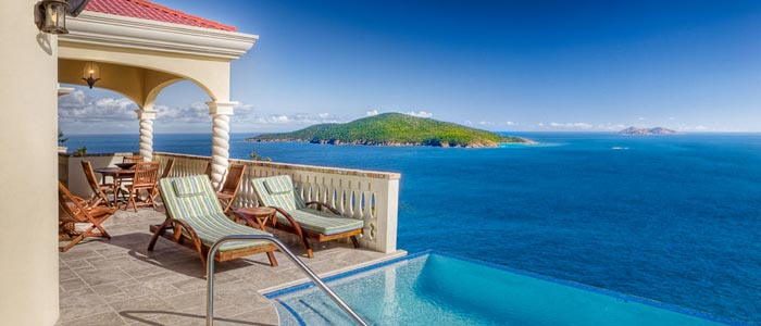 Seaview terrace, St Thomas, Virgin Islands