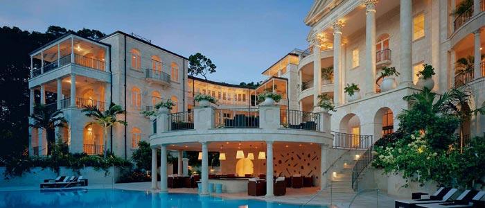 Terrace at One Sandy Lane Barbados