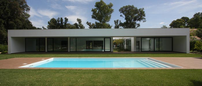 Modern villa in Algarve Portugal
