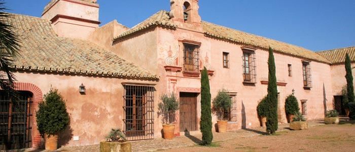 Hacienda in Andalusia