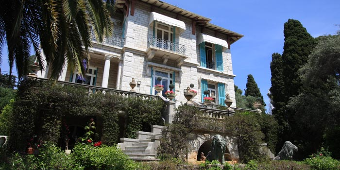 Belle Epoque villa, French Riviera