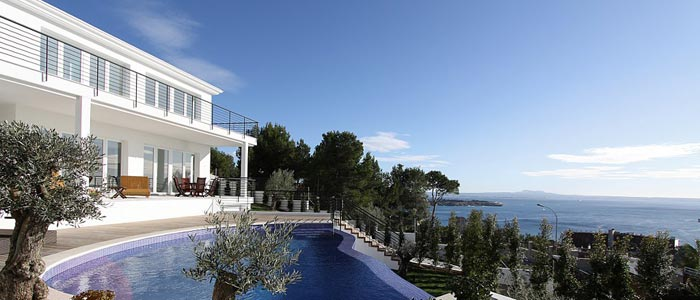 Modernist villa in Mallorca