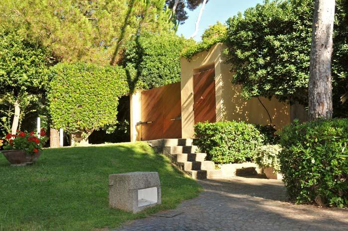 Tuscan villa designed by Frank Lloyd Wright (5)