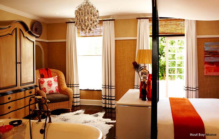 Bedroom, Hout Bay Manor, Cape Town