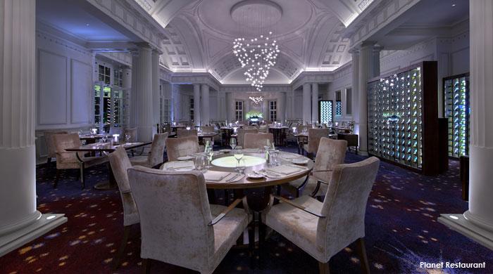 Planet-Restaurant Cape Town