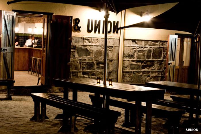 &Union Bar, Cape Town